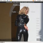 Fetish Latex Girl Parola D'ordine