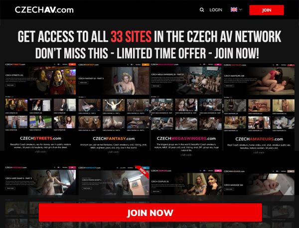 Free Trial Czechav Membership