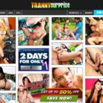 Tranny Surprise Renew Subscription
