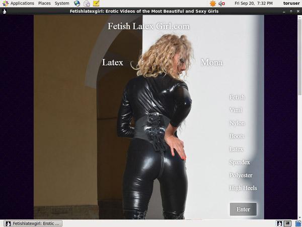Xxx Fetish Latex Girl