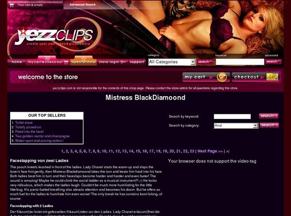 MistressBlackdiamoon Free Try