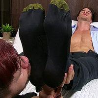 My Friends Feet tickle men
