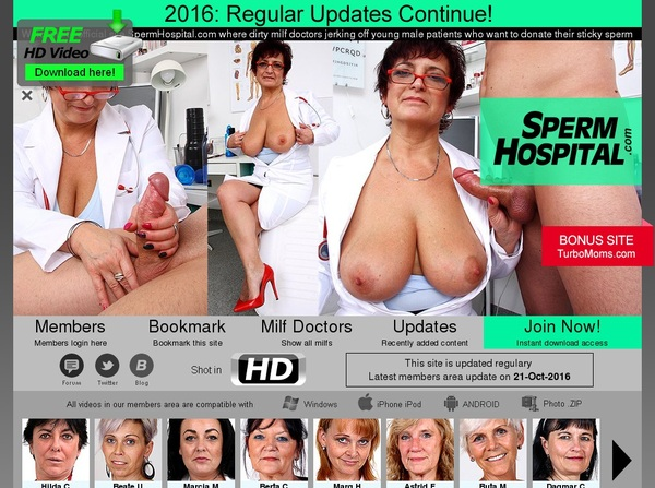 Spermhospital.com Sex Tube