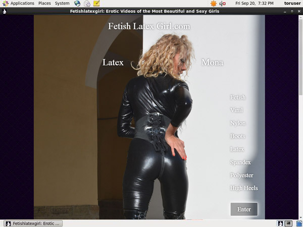 Fetishlatexgirl Trial Account