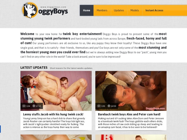 Premium Doggyboys Site Rip